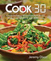 Cook : 30