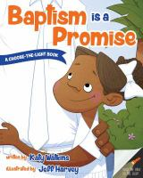 Baptism Is A Promise