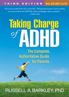 Image: Taking Charge of ADHD
