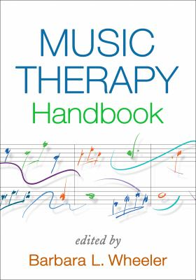 Picture of book cover for Music Therapy Handbook