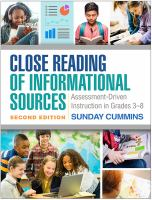 Close Reading of Informational Sources