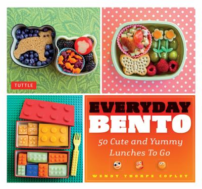 Cover image for Everyday Bento