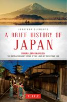 A Brief History of Japan