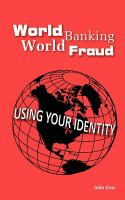 World Banking World Fraud