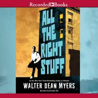 ALL THE RIGHT SUTFF [juvenile Book On CD]