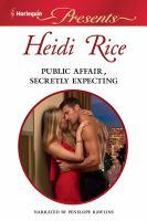 Public Affair, Secretly Expecting