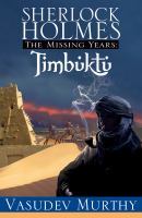 Sherlock Holmes, the Missing Years