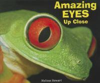 Amazing Eyes up Close
