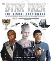 Star Trek, the Visual Dictionary
