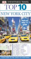 Top 10 New York City - Eyewitness Travel Guides