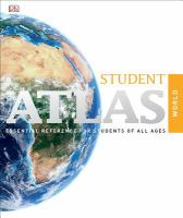 Student Atlas, World