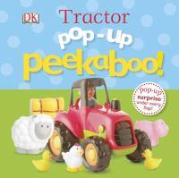 Tractor Pop-up Peekaboo!