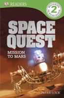 Space Quest; Mission to Mars