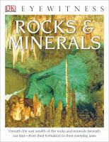 Eyewitness Rocks & Minerals