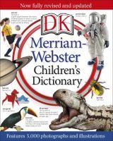 Merriam Webster Children's Dictionary