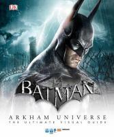 Batman Arkham Universe