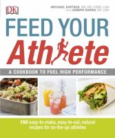 Feed your Athlete