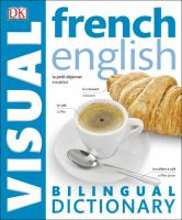 French English Visual Bilingual Dictionary