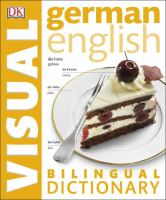 German English visual bilingual dictionary