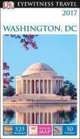 DK Eyewitness Travel Washington, DC