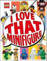 I Love That Minifigure