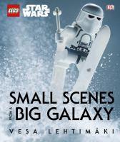 LEGO Star Wars, Small Scenes From A Big Galaxy