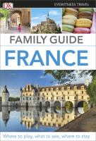 Eyewitness Travel Family Guide
