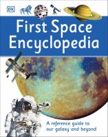 DK First Space Encyclopedia