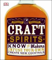 Craft Spirits