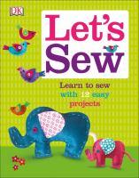 DK Let's Sew