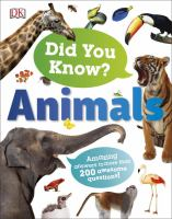 Did You Know Animals