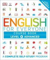 English for Everyone Course Book, Level 4 Advanced