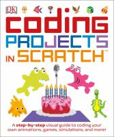 Image: Coding Projects in Scratch