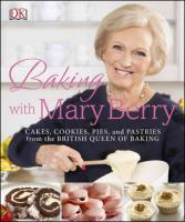 Baking With Mary Berry