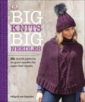 Big Knits, Big Needles
