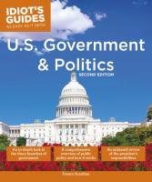 U.S. Government and Politics