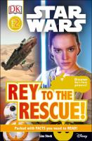 Rey To The Rescue