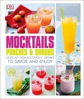 Mocktails Punches & Shrubs