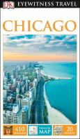 DK Eyewitness Travel Chicago