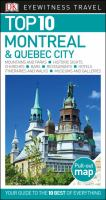 Top 10 Montréal & Quebec City