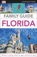 Eyewitness Travel Family Guide Florida