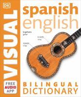 Spanish English Visual Bilingual Dictionary
