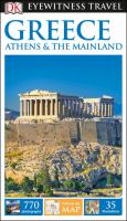 Greece : Athens & the mainland.