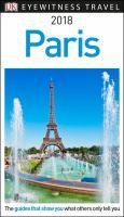 Eyewitness Travel Paris 2018