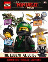 LEGO, the Ninjago Movie