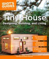 Tiny House Designing, Building & Living