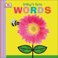 BABY'S FIRST WORDS [board Book]