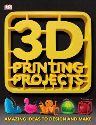 Cover image for 3D Printing Projects