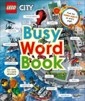 Busy word book