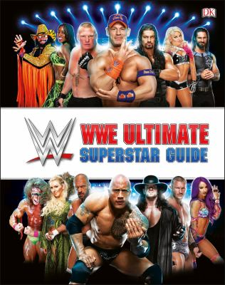 WWE Ultimate Superstar Guide(book-cover)